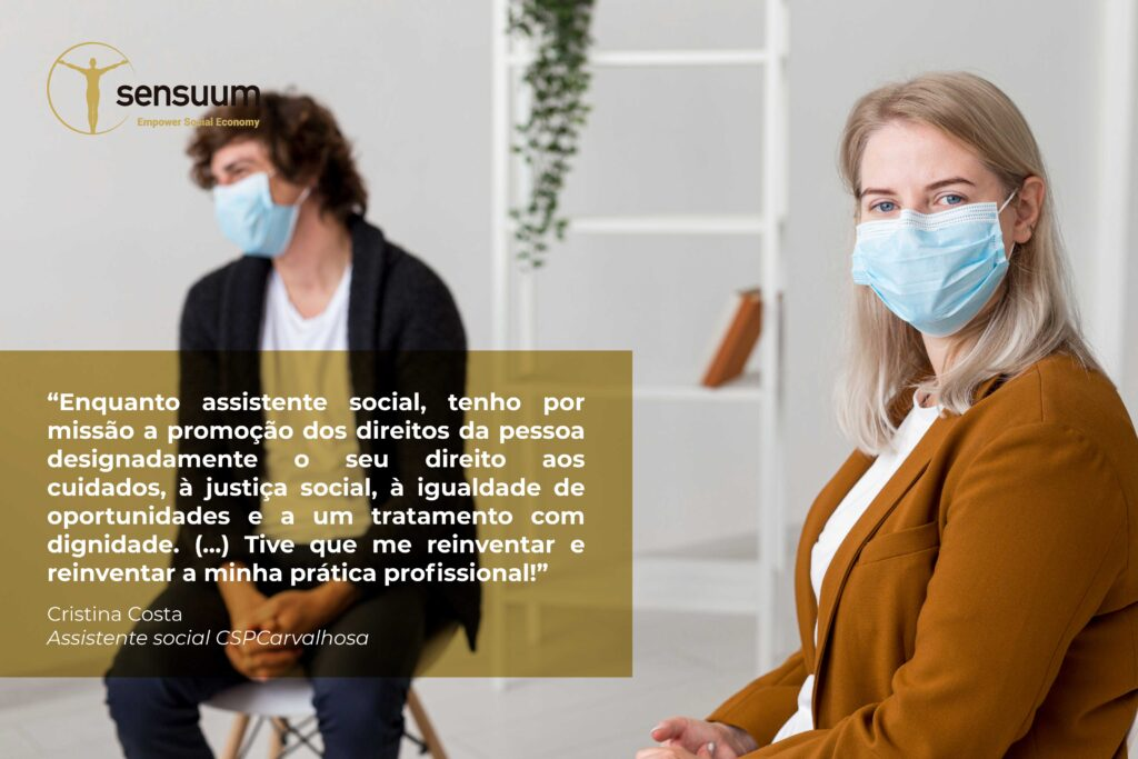 Ser assistente social em tempos de pandemia